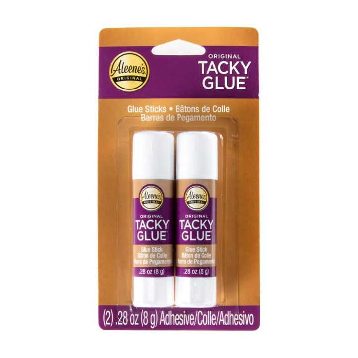 Клей-карандаш 2 шт Aleene's Original Tacky Glue Sticks