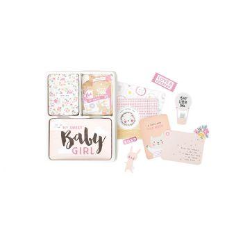 Половина набора карточек Project Life LITTLE YOU GIRL *1