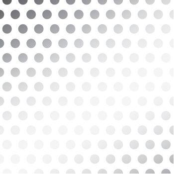 Лист веллума (кальки)  - SILVER FOIL DOTS ON VELLUM 30*30