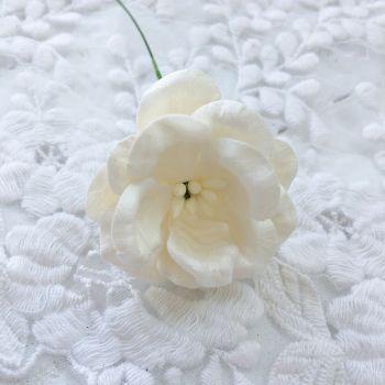 Магнолия, цвет белый 5 см