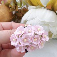 Незабудка, цвет нежно-розовый 1.5 см