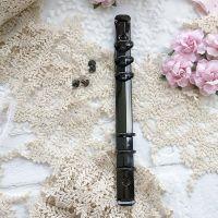 Кольцевой механизм, длина 22 см, цвет черный