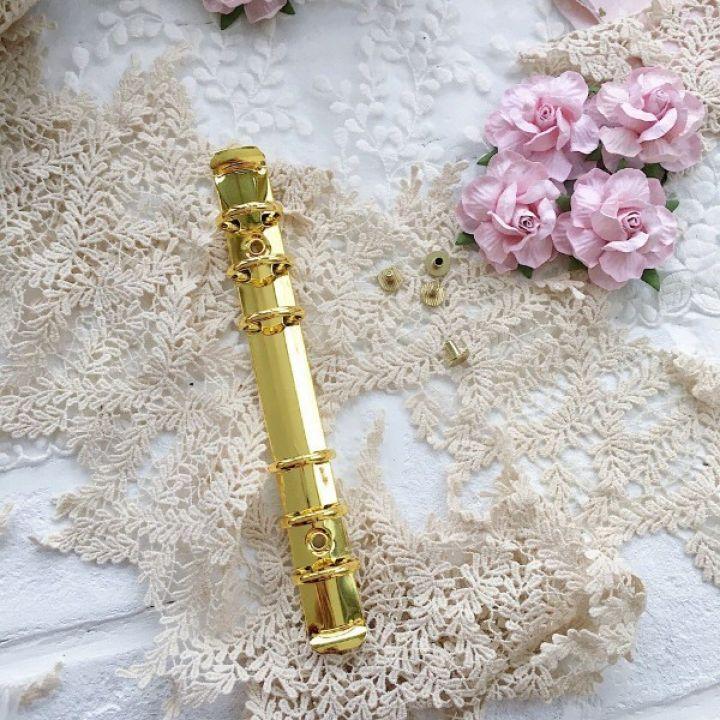 Кольцевой механизм, длина 17.5 см, цвет золото