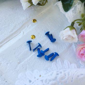 Брадс. Цвет синий 8*15 мм