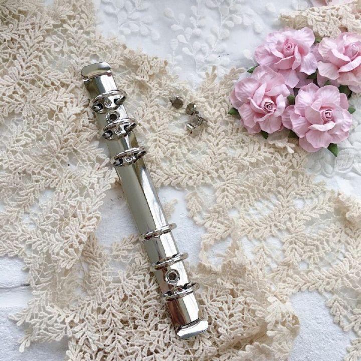 Кольцевой механизм, длина 17.5 см, цвет серебро