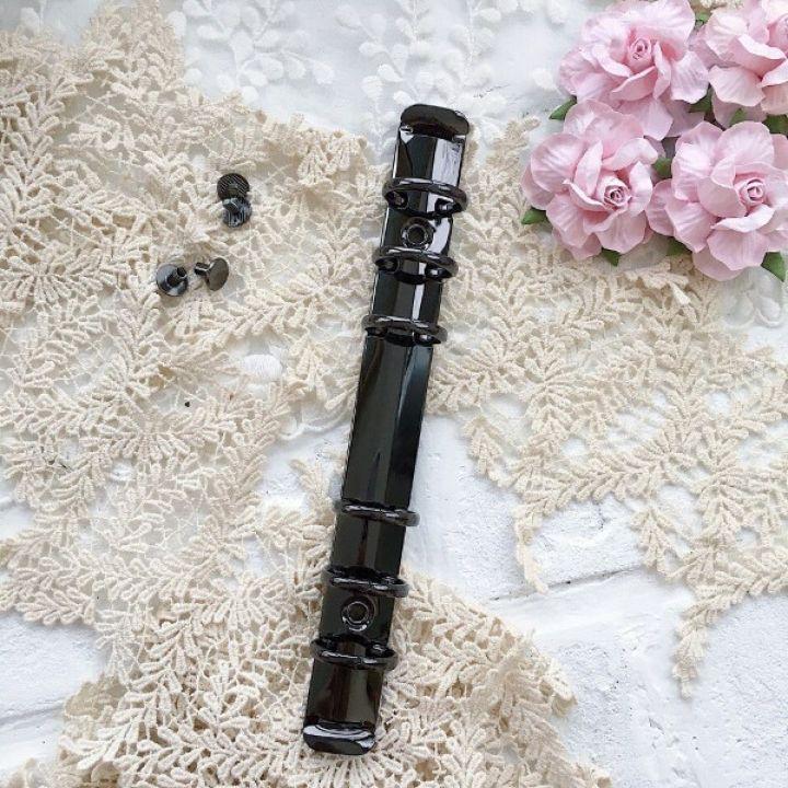 Кольцевой механизм, длина 17.5 см, цвет черный