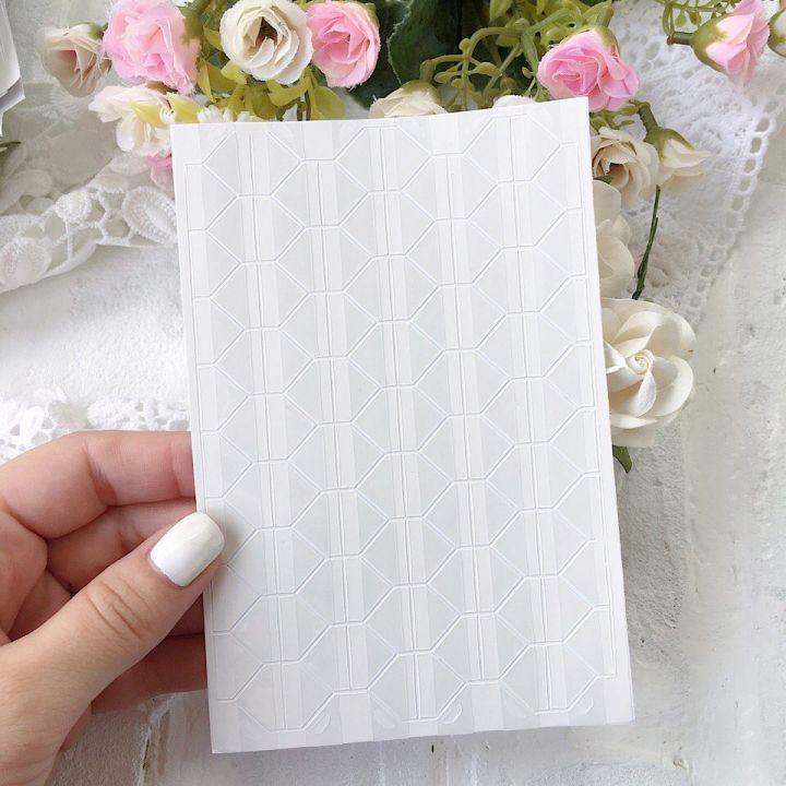 Уголки для фото прозрачные, основа белая