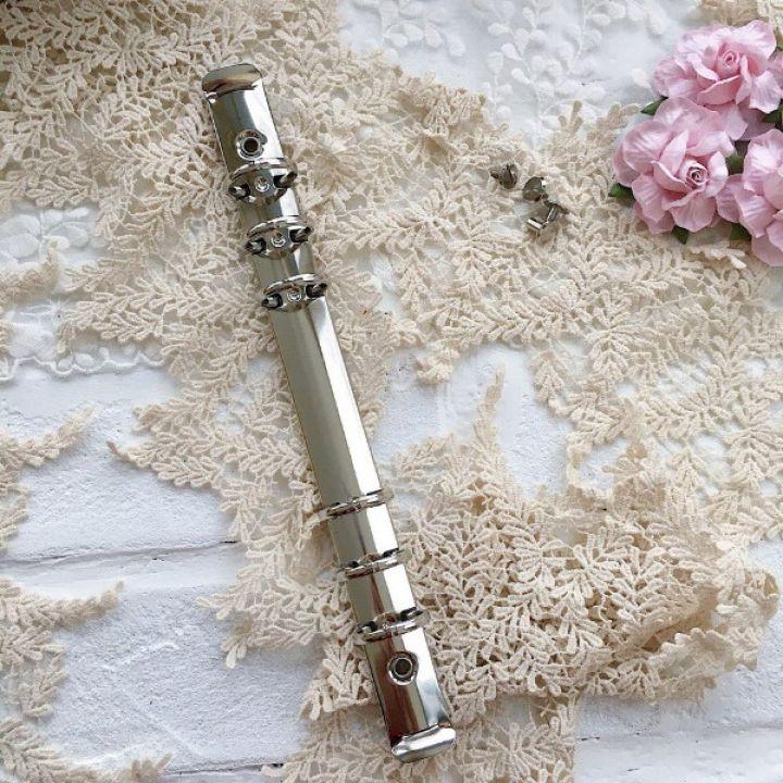Кольцевой механизм, длина 22 см, цвет серебро