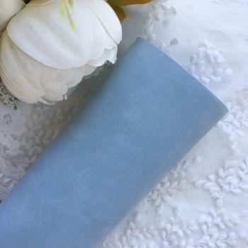 Переплетный флок 35*25 см, цвет серо-голубой