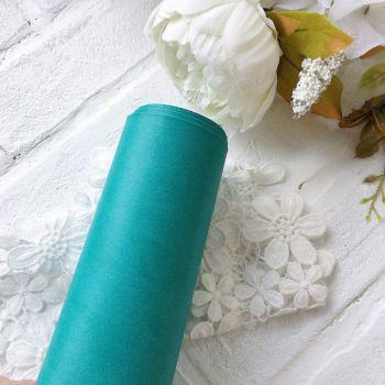 Матовый переплетный кожзаменитель, цвет бирюзовый 35*25 см