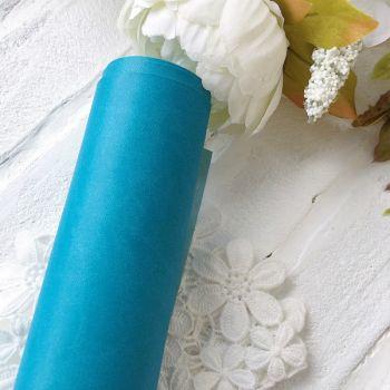 Матовый переплетный кожзаменитель, цвет морской волны 35*25 см