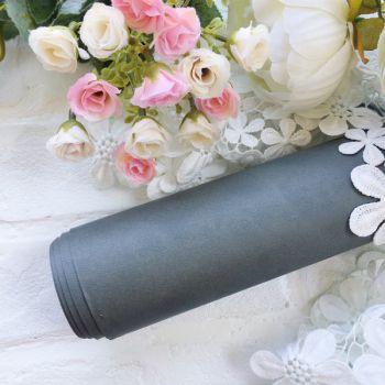 Матовый переплетный кожзаменитель, цвет светло-серый теплый 35*25 см