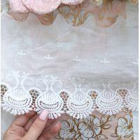 """Кружевное шитье """" Синди """", цвет белый , ширина 15 см"""