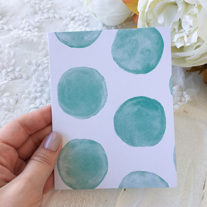 Карточка с конвертом Heidi Swapp Pineapple Crush*5