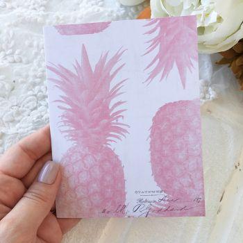 Карточка с конвертом Heidi Swapp Pineapple Crush*1