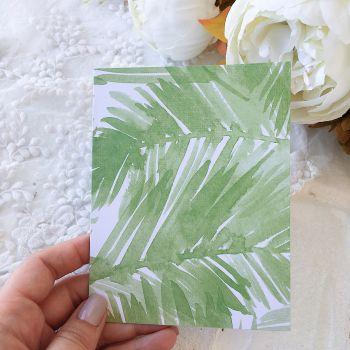 Карточка с конвертом Heidi Swapp Pineapple Crush*6