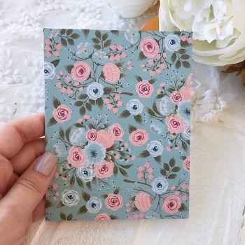 Карточка с конвертом BoBunny Early Bird *3