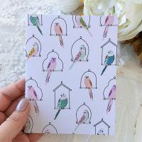 Карточка с конвертом Maggie Holmes Chasing Dreams*10