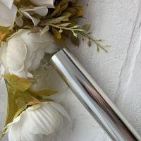 Термотрансферная пленка metallic , цвет Silver Foil 10*25 cм