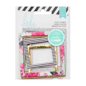 Рамки из чипборда Heidi Swapp Hello Beautiful Embellishments