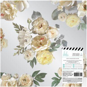 Ацетатный лист Heidi Swapp Magnolia Jane Acetate