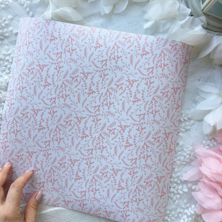 Виниловая пленка Cricut  Patterned Premium Vinyl Sampler  *1