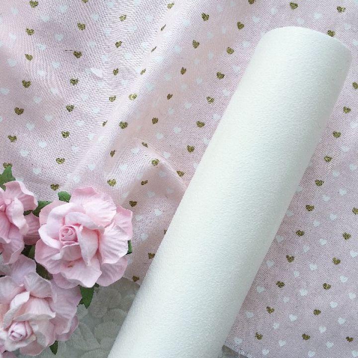 Искусственная замша стрейч, цвет белый 30*25 см